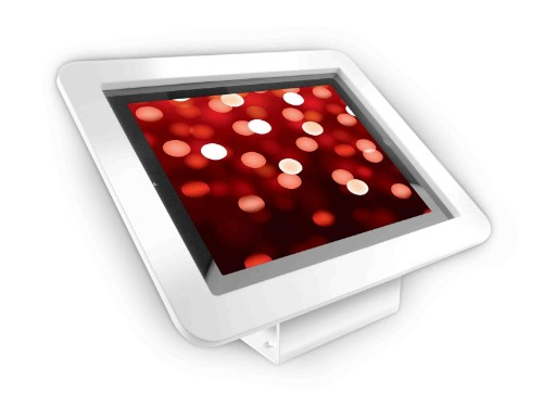 Maclocks Executive White tablet security enclosure
