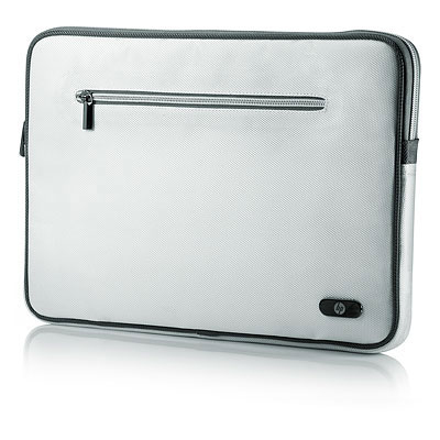 HP 15.6-Inch Standard Notebook Sleeve Case - White (H4P42AA)