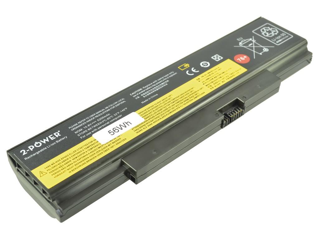 2-Power 10.8V 5200mAh 56Wh Li-Ion Laptop Battery
