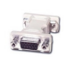 Microconnect DB9 - HD15 M/F