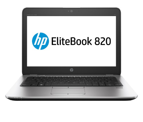 HP EliteBook 820 G3 Silver Notebook 31.8 cm (12.5