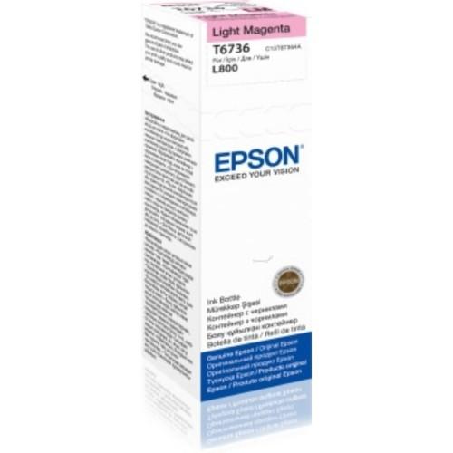Epson C13T67364A (T6736) Ink cartridge bright magenta, 70ml