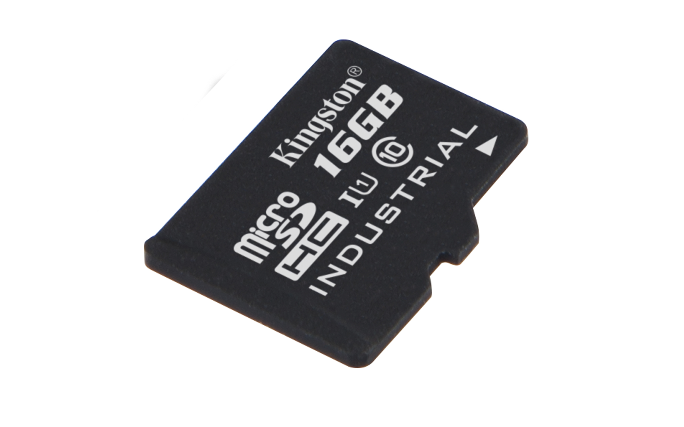 Kingston Technology Industrial Temperature microSD UHS-I 16GB 16GB MicroSDHC UHS-I Class 10 memory card