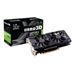 Inno3D GeForce GTX 1060 X2 3GB GeForce GTX 1060 3GB GDDR5