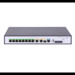 Hewlett Packard Enterprise FlexNetwork MSR1003 8S AC wired router Gigabit Ethernet Gray