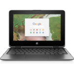 "HP Chromebook x360 11 G1 EE Blue 11.6"" 1366 x 768 pixels Touchscreen 1.10 GHz Intel® Celeron® N3350"