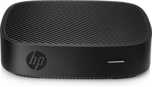 HP t430 1.1 GHz N4000 Black Smart Zero 740 g