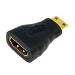 Dell MiniHDMI to HDMI Adapter - Black (470-12367)