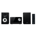 Pioneer X-CM32BTD-K Home audio micro system 30W White home audio set