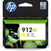 HP Cartucho de tinta Original 912XL amarillo de alta capacidad