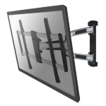 "Newstar LED-W700SILVER 60"" Silver flat panel wall mount"