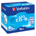 Verbatim CD-R AZO Crystal 700 MB 10 pc(s)