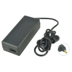 2-Power AC Adapter Kit 19V 75W w/EU+UK Cables inc. mains cable power adapter/inverter
