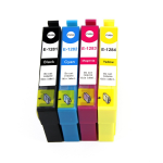 Compatible Epson T1285 Fox Ink Cartridge Multipack