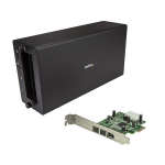 StarTech.com Thunderbolt 3 to FireWire Adapter - Card & Chassis