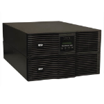 Tripp Lite SU8000RT3UHW SmartOnline 208/240, 230V 8kVA 7.2kW Double-Conversion UPS, 6U Rack/Tower, Extended Run, Network Card Options, USB, DB9, Bypass Switch, Hardwire