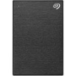 Seagate One Touch external hard drive 5000 GB Black