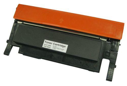 Remanufactured Samsung CLT-K406S / HP SU118A Black Toner Cartridge