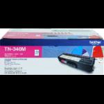 Brother TN-340M toner cartridge Original Magenta 1 pc(s)