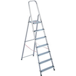 FSMISC 7 STEP ALUMINIUM STEPLADDER 35874141