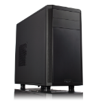 Fractal Design CORE 1300 Mini-Tower Black computer case