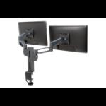 Kensington SmartFit® Dual Monitor Arm Mount