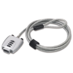 Newstar VGA Lock, 2 meter cable