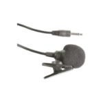 Chord Electronics 171.968UK Lavalier/Lapel microphone Wired Black microphone