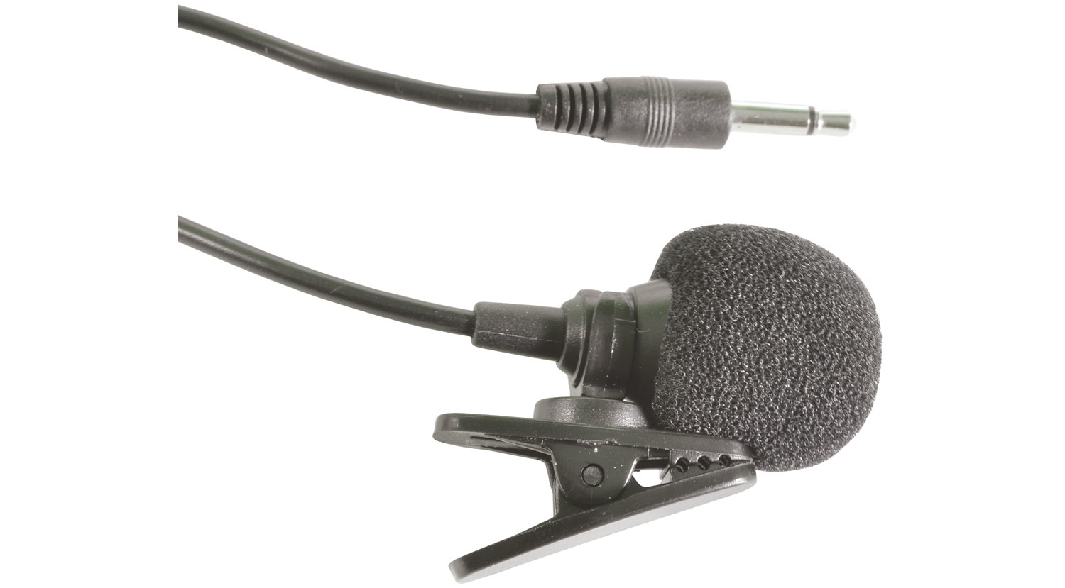 Chord Electronics 171.968UK microphone Lavalier/Lapel microphone Black