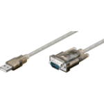 Microconnect USBADB.2 serial cable 1.5 m USB A