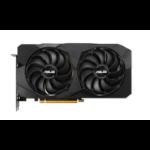 ASUS Dual -RX5500XT-O8G-EVO graphics card AMD Radeon RX 5500 XT 8 GB GDDR6 DUAL-RX5500XT-O8G-EVO