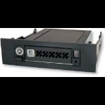 "CRU Data Express DE50 SAS/SATA 6G 2.5"" Black"