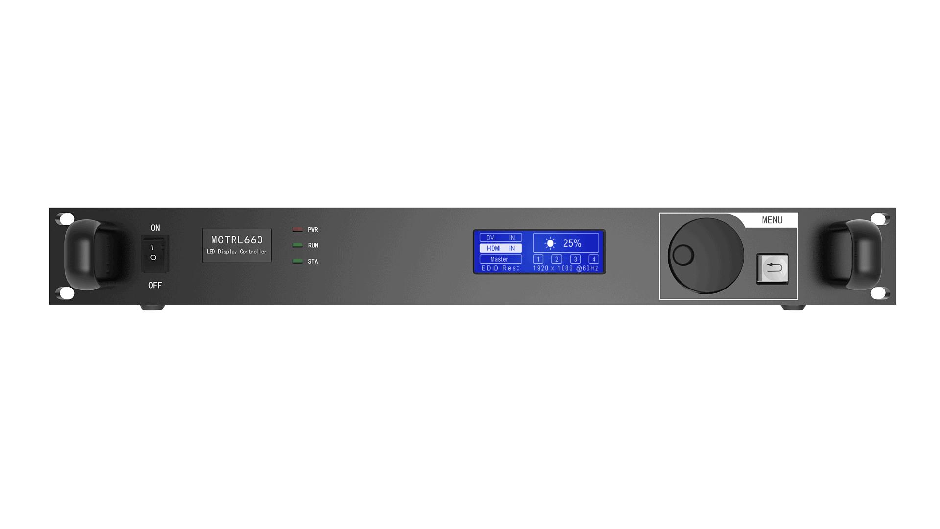 NovaStar MCTRL660 video switch HDMI/DVI