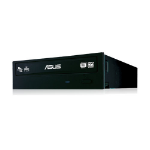 ASUS DRW-24F1ST optical disc drive Internal DVD Super Multi DL Black