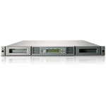 Hewlett Packard Enterprise StoreEver 1/8 G2 LTO-6 Ultrium 6250 SAS tape auto loader/library 20000 GB 1U