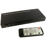 Cables Direct HD-SMTX042 video switch HDMI