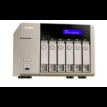 QNAP TVS-663