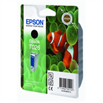 Epson C13T02640110 (T026) Ink cartridge black, 540 pages @ 5% coverage, 16ml