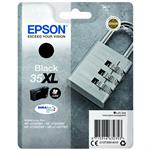 Epson C13T35914020 (35XL) Ink cartridge black, 2.6K pages, 41ml