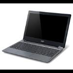 "Acer Chromebook C710-2856 1.1GHz 847 11.6"" 1366 x 768Pixeles Gris Chromebook dir"