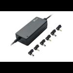 Trust 65W Power Adapter for Netbook adaptador e inversor de corriente Interior Negro