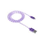 Canyon CA-CNE-CFI3P lightning cable 1 m Purple