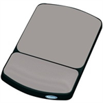 Fellowes Angle Adjustable Mouse Pad Wrist Support Premium Gel