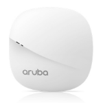 Hewlett Packard Enterprise Aruba AP-303 RW WLAN access point White 867 Mbit/s