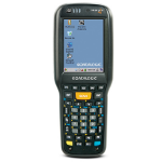 "Datalogic Skorpio X4 3.2"" 240 x 320Pixeles Pantalla táctil 482g Negro ordenador móvil industrial"