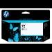 HP Cartucho de tinta gris 72 de 130 ml
