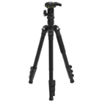 Sabrent TP-AL56 tripod Digital/film cameras 3 leg(s) Black