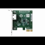 QNAP QXG-2G1T-I225 network card Ethernet 2500 Mbit/s