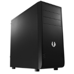 BitFenix Comrade computer case Midi-Tower Black