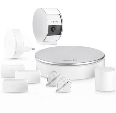 Somfy Home Alarm+ Indoor Camera
